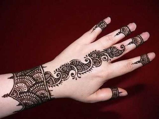 Mehndi For Girls : Ultimate eid ul azha mehndi henna designs for girls 009 stylecry