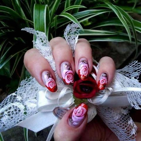 Ultimate Fashionable Eid ul Azha Nail Designs