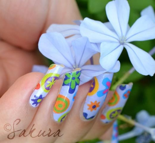 Ultimate Up to Date Sakura Eid Nail Designs For Girls