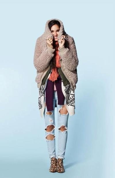 Urban Outfitters Ultimate Winter Outfits