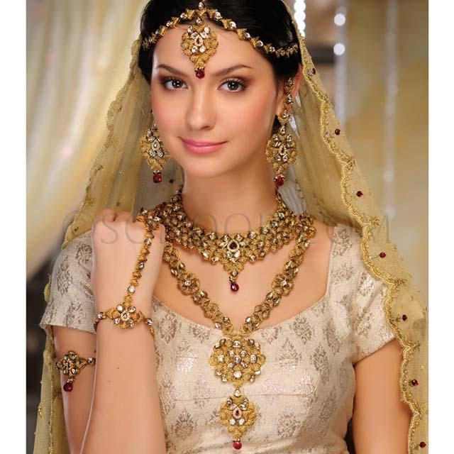 Dulhan Jewelry Sets By Sonoor Jewels