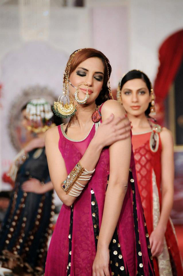 Sonar Jewellery At Bridal Couture Week 2012
