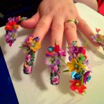 Awesome Nail Art 2013 For Girls