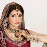 Hadiqa Kiani Magnificent Bridal Makeover Shoots