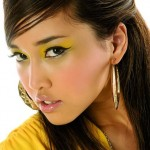 Trendy Yellow Eye Makeup Ideas 2