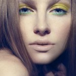 Trendy Yellow Eye Makeup Ideas 7