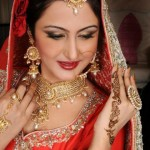 Valima Bridal Makeover Shoots By Fringe Salon 2013