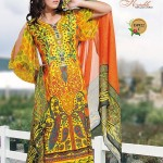 Aalishan Chiffon Lawn Prints Collection By Dawood Textile