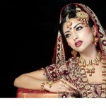 Arpita Asian Bridal Makeover By OMJ