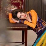 Asim Jofa Premium Lawn Summer Spring Stylish Collection  For Girls