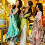 Bonanza Lawn Khawar Riaz Bridal Mehndi Shoot For Designer Kamiar Rokni Label