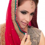 Bridal Lookbook Shoots From Faiza Beauty Salon 2013
