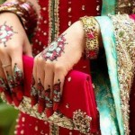 Special Tradition Girls Mehndi Designs