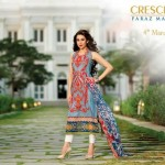 Karishma Kapoor Crescent Lawn 2013 by Faraz Manan - Full Catalog