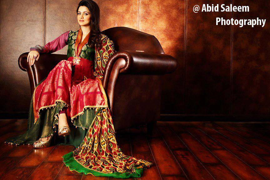 Arij Fatyma dresses
