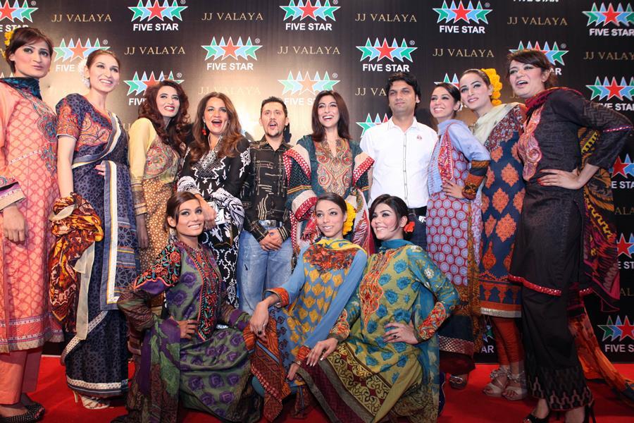 Frieha Altaf With Ali Asif Director Five Star Meesha