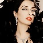 Iman Ali Shoot for Damas Art of Beauty GENERO ITALY