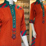 Jannat Nazir Summer Formal Kurta Collection For Girls