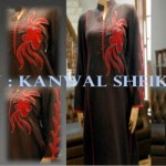 Kanwal Sheikh Summer Kurta shirts 2013 For Ladies