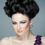 Latest Bridal Hairstyles Form American Beautification