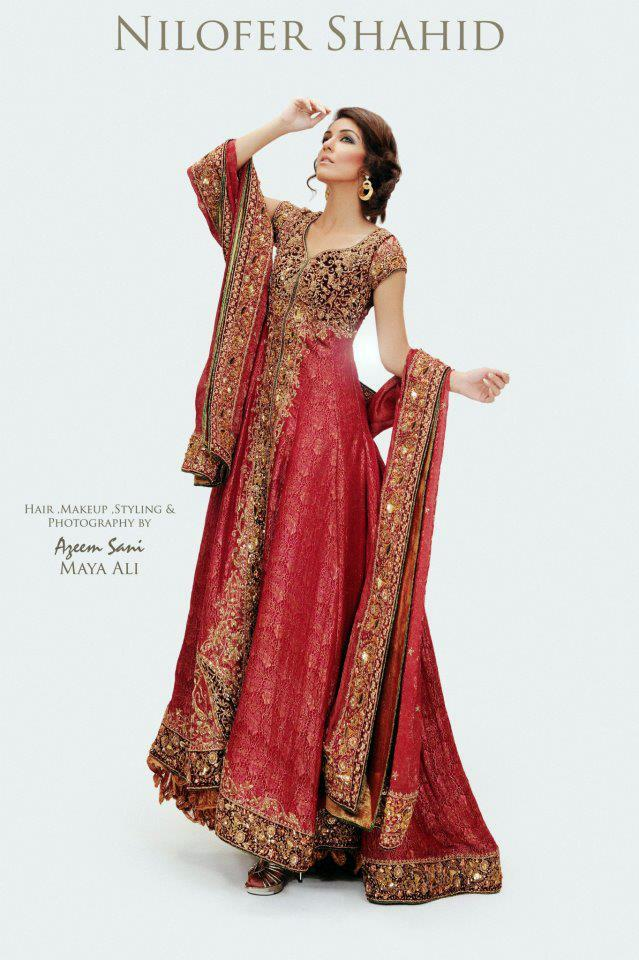 Latest pak wedding dresses