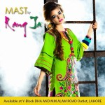 MAST Rang Ja Colorful Spring Ready To Wear Collection 2013