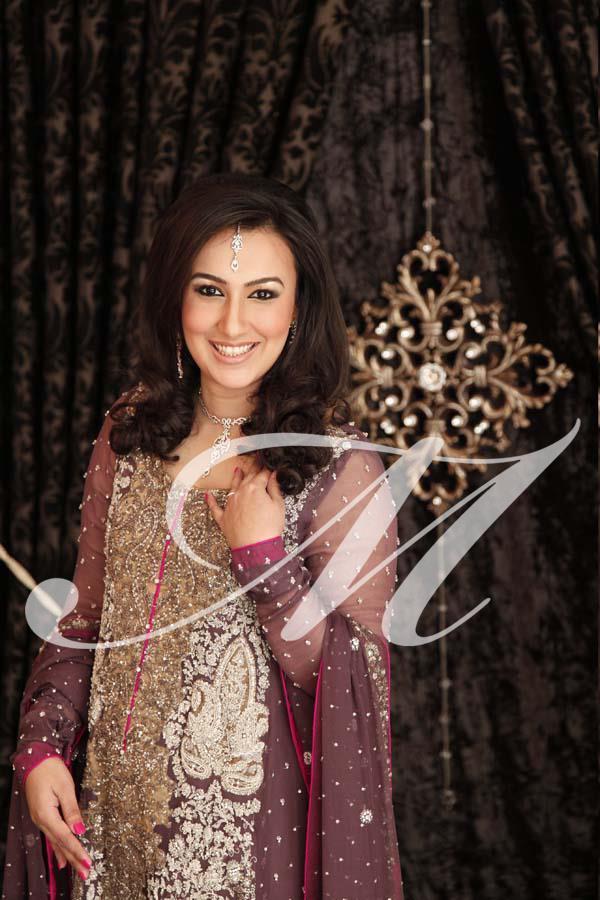 Madeehas Bridal Makeup Salon Photography 4 | StyleCry Bridal Dresses Women Wear Makeup