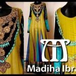 Madiha Ibrar Trendy Summer Collection For Girls