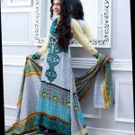 Mahnoor Spring 2013 Lawn Collection