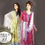 Maria B Exclusive Summer Suits for Women 12