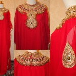 Naj Party Wear Dress 2013 Collections For Girls