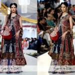 New Style Double Shirt Bridal Lehenga  14