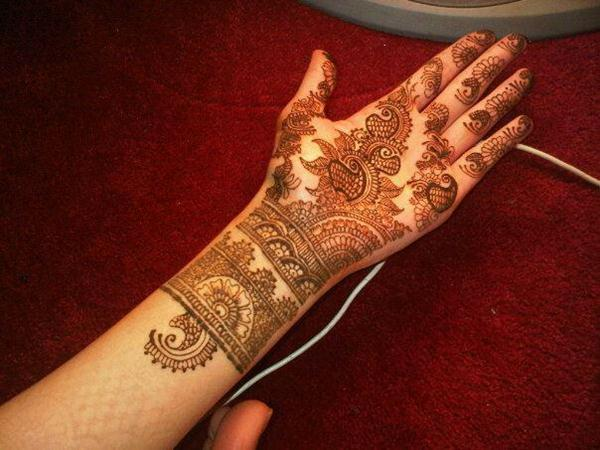 Mehndi Designs Hands And Feet : Book of mehndi designs for hands images in canada by benjamin