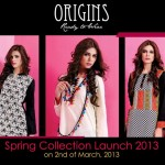 Origins Ready to Wear 2013 Latest Collection For Girls