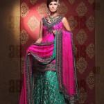 Pakistani Bridal Dress Makeup And Jewelry By Ahmed Bilal