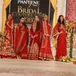 Pantene Bridal Couture Fashion Week 2013 by Charu Parashar