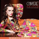 Prints With Chinyere's Latest Stitched Lawn Collection