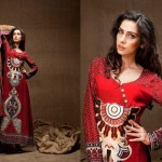 Embroidery Dress Collection By Haji Sharif & Sons Fabrics