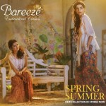 Spring Summer Embroidery Classic Bareeze Collection