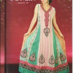 Zain Arts Fancy Dress Collection 2013 For Women