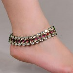 Anklet Jewelry Payal For Girls By Sonoor Jewels