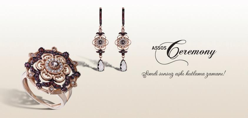 Diamond Jewelry Collection For Girls By Assos Ceremony
