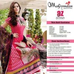 Mahimaan Spring Summer Collection 2013 By Al-zohaib