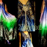 Neeno Zeyna Summer Stylish Dress Collection 2013 For Women