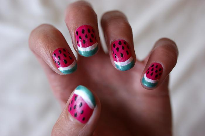 Paint Your Nails In Crazy Way – Awesome Nail Art | FashionStyleCry ...