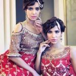 Bridal Makeover Photo Shoots For Yasmeen Jiwa