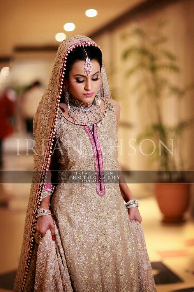 beautiful bride photographed irfan ahson