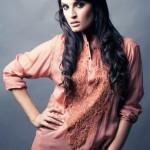 Nadia Hussain Summer Wear Shoot For Magazine