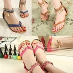 SK Flat And High Heel Shoes Collection For Women