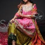 Bridal Lehenga Choli Dress Saakh By Sabah